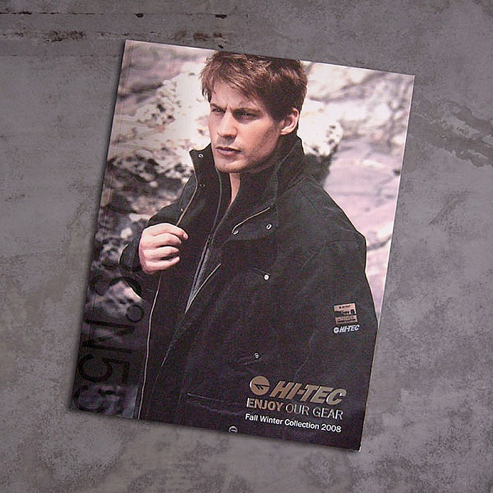 Hi-Tec 2008 F/W Lookbook