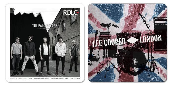 Lee Cooper 2010 AW Lookbook