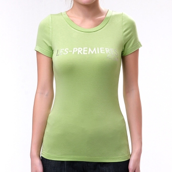 Fashion Online Brand based in Hong Kong and Dongguan :: Summer/Summer 2012 Official Oversize Tee in lime