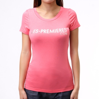 Fashion Online Brand based in Hong Kong and Dongguan :: Spring/Summer 2012 Official Tee in pink