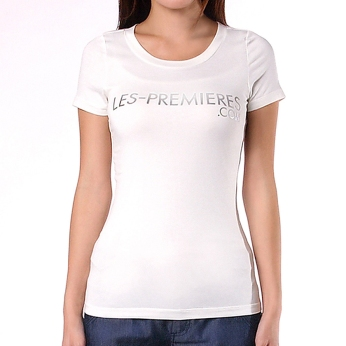 Fashion Online Brand based in Hong Kong and Dongguan :: Summer/Summer 2012 Official Tee white
