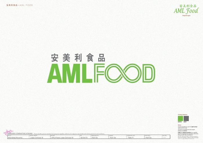 AML Food :: identity