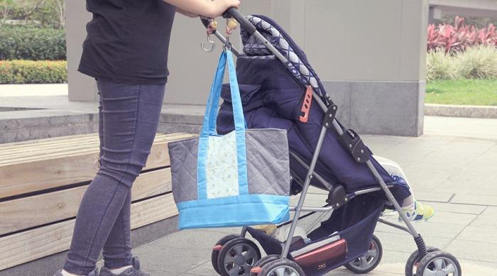 Green Baby Garden upcycling merchandises :: retail imaging #2