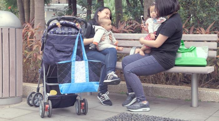 Green Baby Garden upcycling merchandises :: retail imaging #4