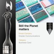 Muse creative awards platinum winner 2017 –