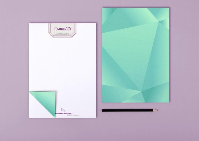 Fabrineo letterhead