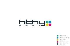 Leading Retail Renovation Brand based in Beijing :: branding and identity :: HTHY logo on white