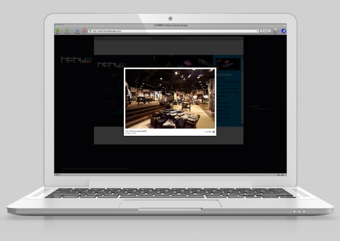 HTHY website photo of individual project