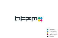 Leading Retail Renovation Brand :: official HTZM logo on white