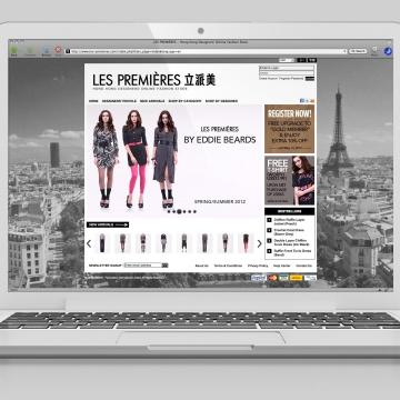 Fashion Online Brand based in Hong Kong and Dongguan :: official eShop launch season version