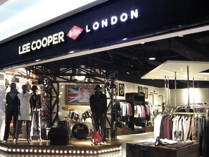 Lee Cooper Fijian Shishi Store :: Shop Front