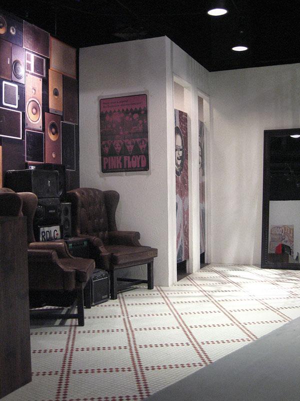 Lee Cooper Fijian Shishi Store :: Changing room