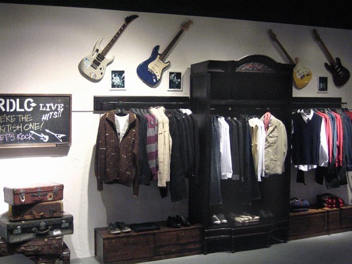 Lee Cooper Fijian Shishi Store :: Display Wall
