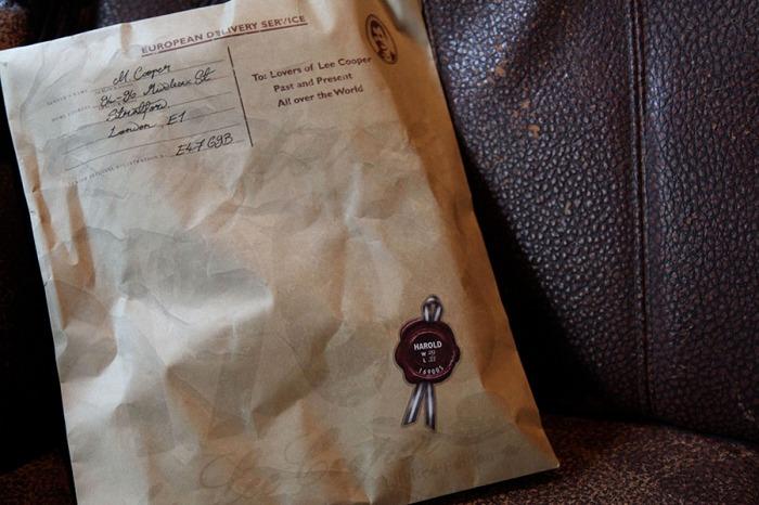 Lee Cooper Vintage 1908 Collection :: Packaging Design