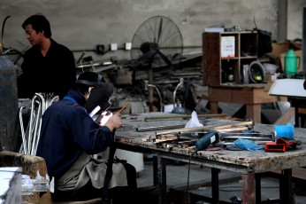 HTHY Group :: Photography of Factory for brand book