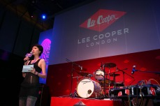 2010 Blue Monday:Red China event, opening Master of Ceremony | Lee Cooper in China :: retailing fashion show and event management