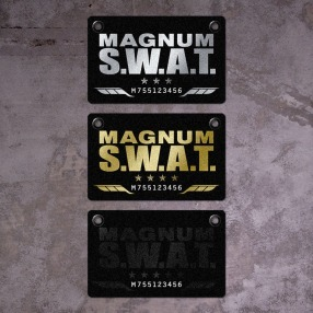 three levels of programme card, silver gold and black platinum | British Fashion Retail Brand - Magnum London :: customer relationship management