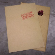 Public-relation press kit containing brand catalogue and press release | British Fashion Retail Brand - Magnum London :: China premiere fashion show 2007