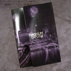 event folder Guangzhou night scene background branded welocome kit press kit | British Fashion Retail Brand – Magnum London :: Event Magnum Opus 2008